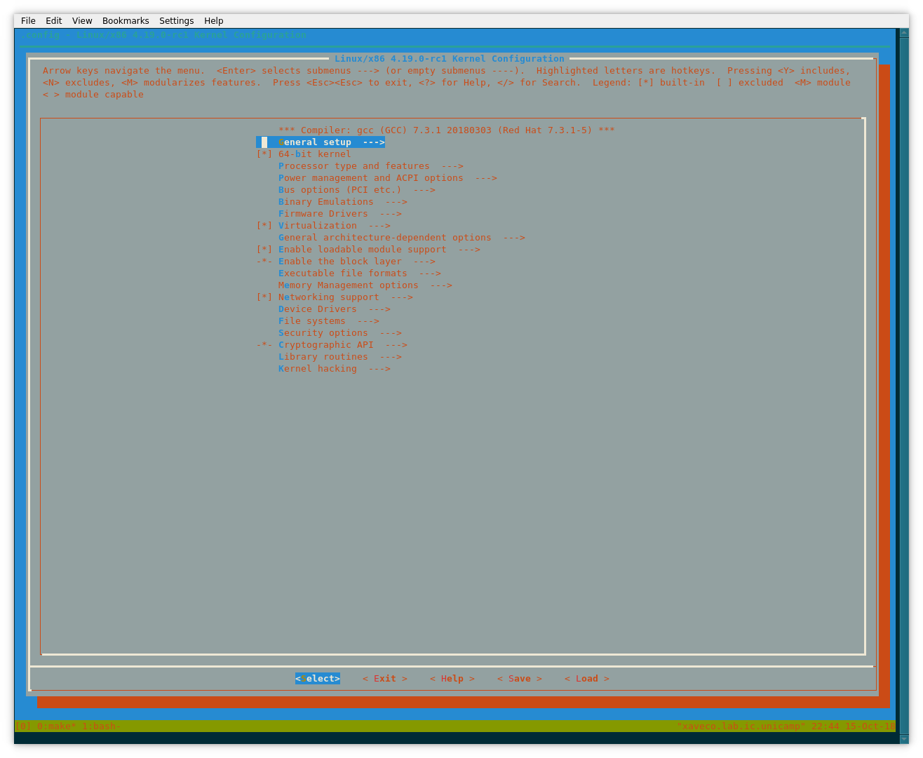 Booting - LKCamp Documentation